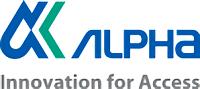 Alpha Corporation - logo