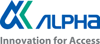 Alpha Corporation - logo